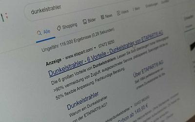 Wer kann Google Ads von SEO unterscheiden?