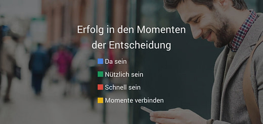 Google Partner Event bei Oplayo – Mikromomente