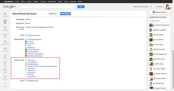 Marc-Michael Schoberer – GooglePlus