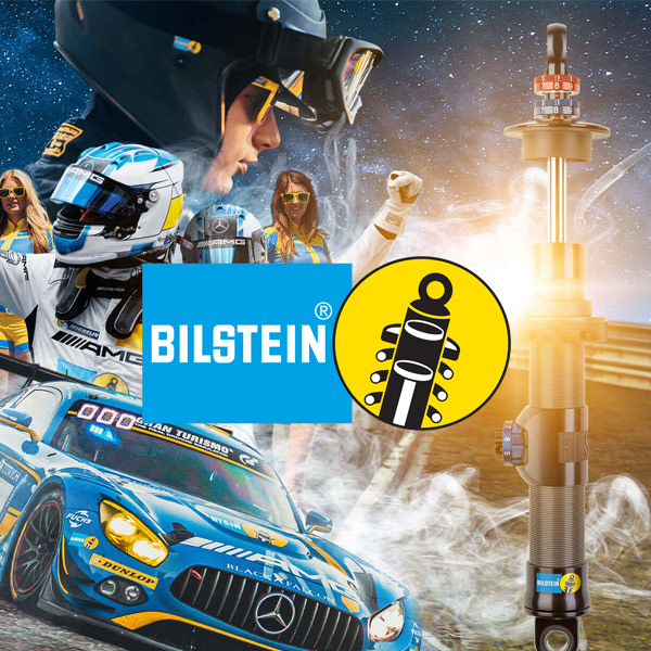 Case Bilstein Suspensions
