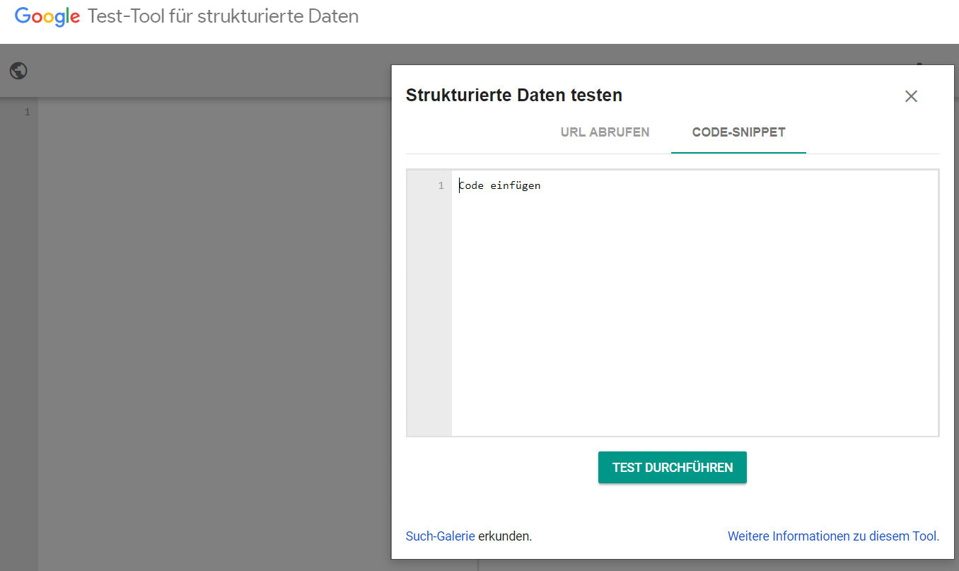 strukturierte-Daten-Test